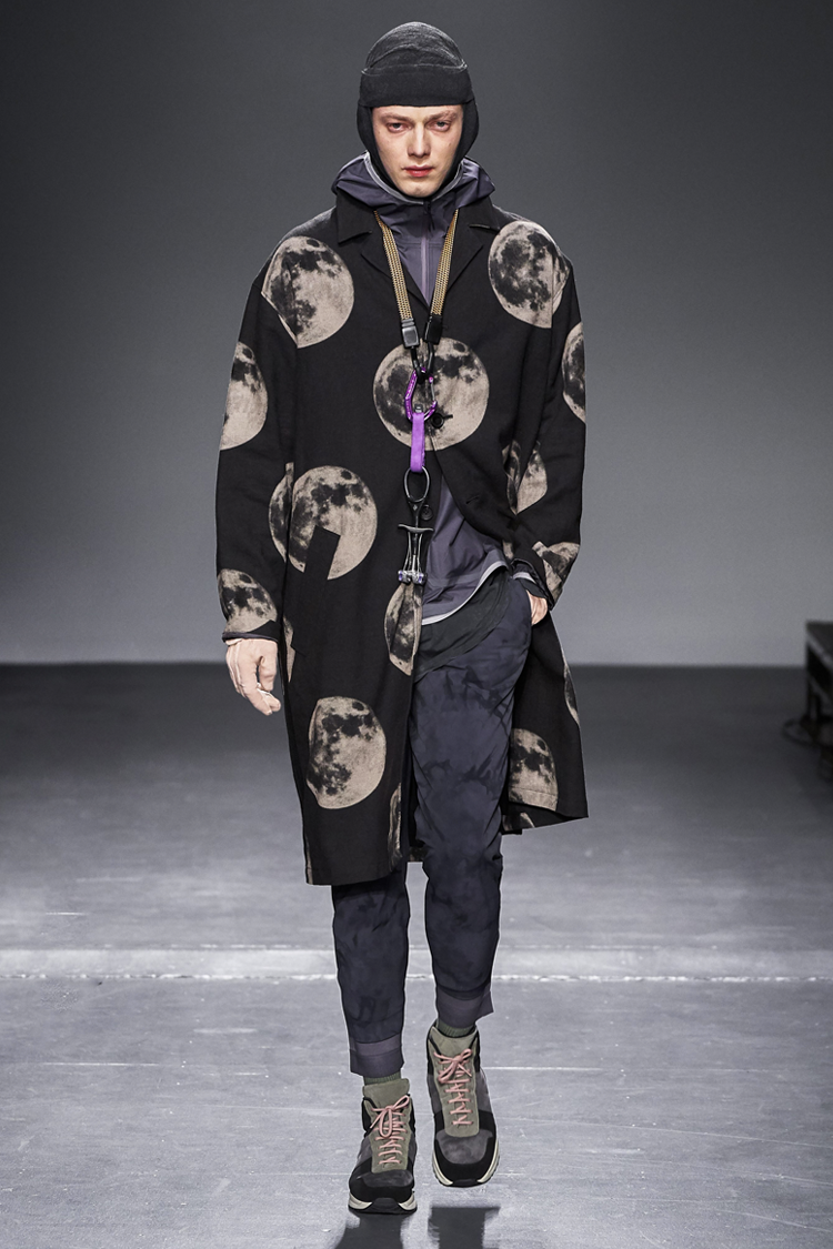Willem het Hart for Robert Geller - New York Fashion Week 2019