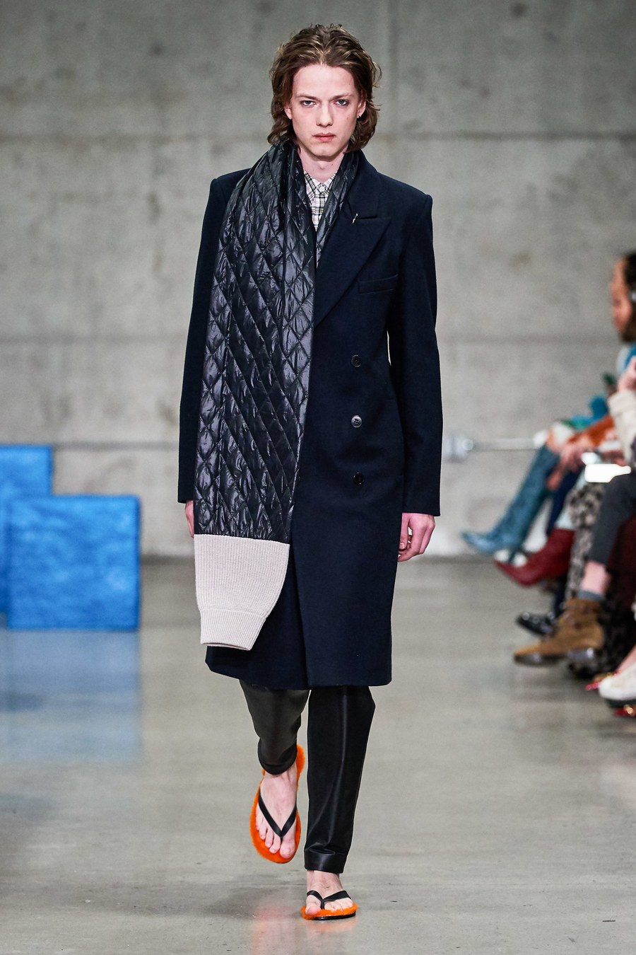 Willem het Hart for Tibi - New York Fashion Week 2019